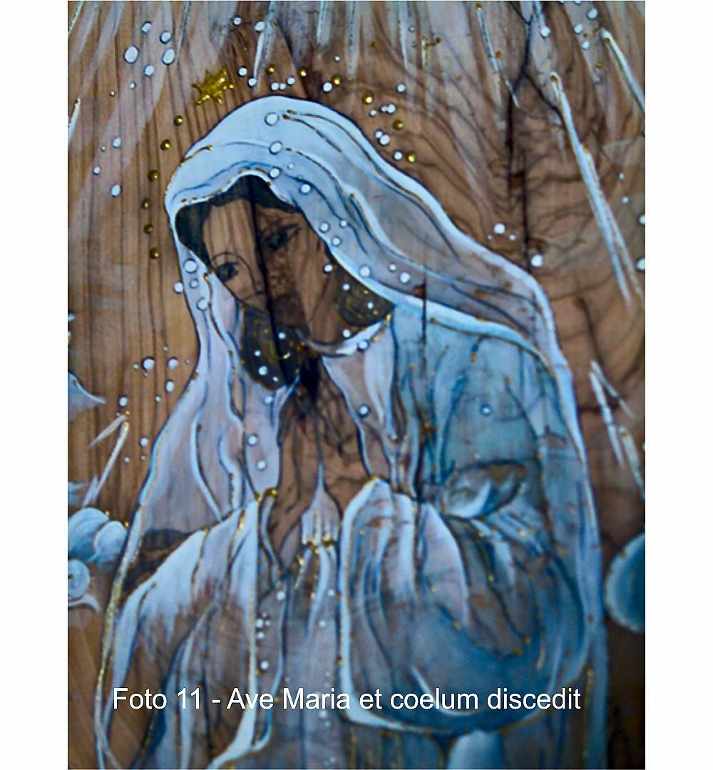 Foto 11 - Ave Maria et coelum discedit