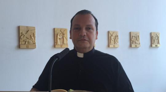 ACCOGLIENZA DEL NUOVO PARROCO: DON LUIGI SANDALO
