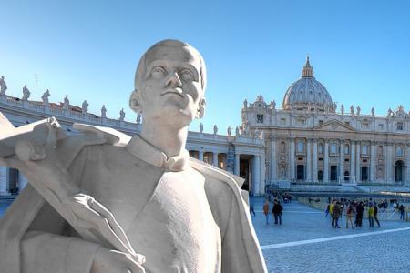 Pellegrinaggio Copertino – Materdomini (Av) – Roma  17 – 18 – 19 ottobre 2014