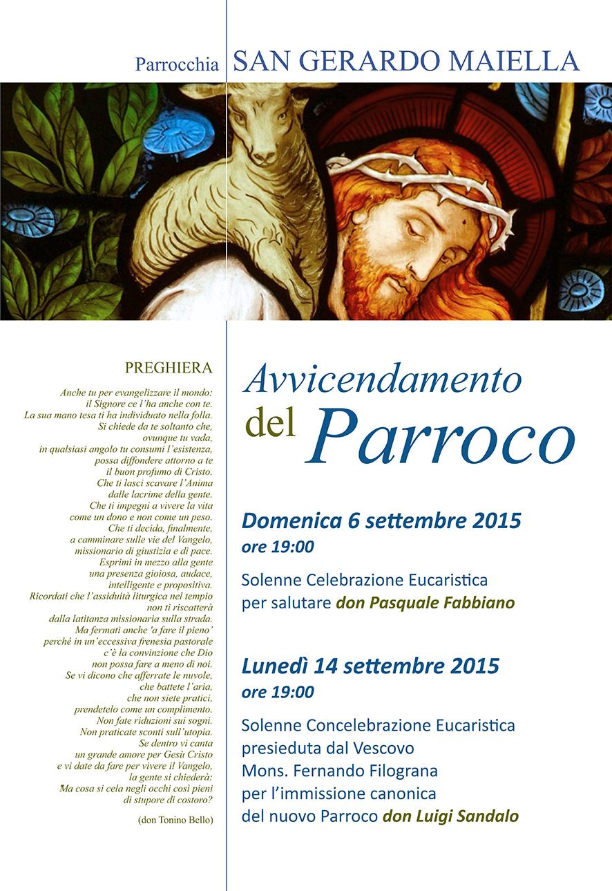Immissione Canonica WEB